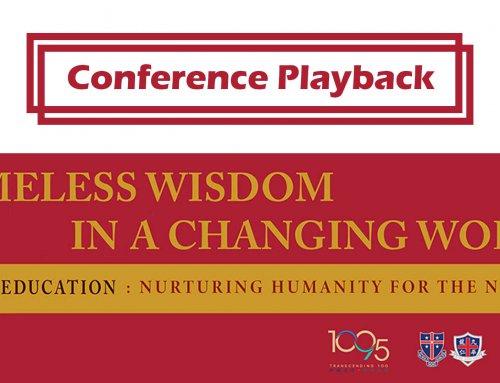 Jesuit Education Forum 2020 – Conference Playback